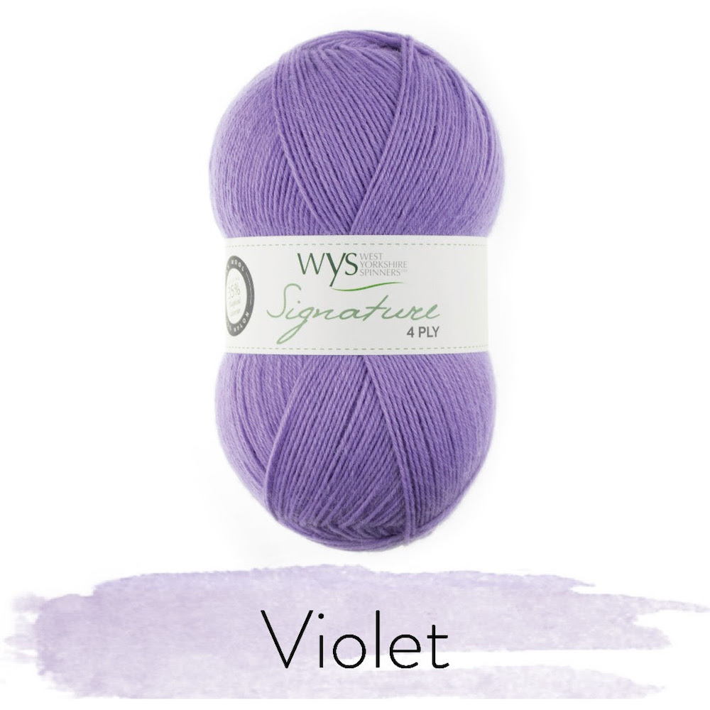 WYS The Florist Collection 731 Violet