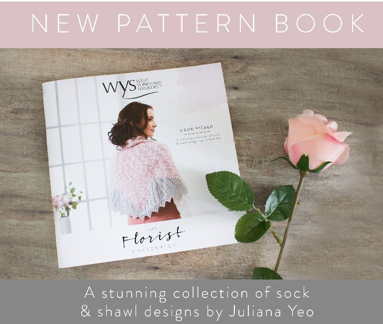 WYS The Florist Collection Pattern Booklet
