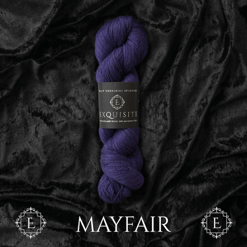 WYS Exquisite Lace Yarn, Mayfair 741