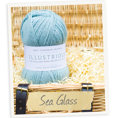WYS Illustrious DK Sea Glass