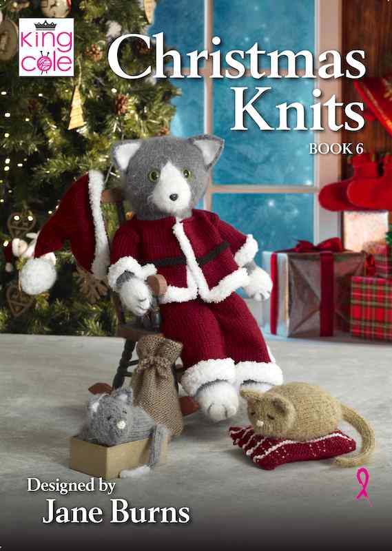 King Cole Christmas Knits Book 6 by Jane Burns