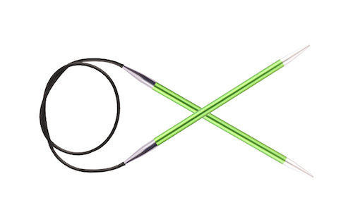Knit Pro Zing Fixed Circular 3.50mm x 40cm