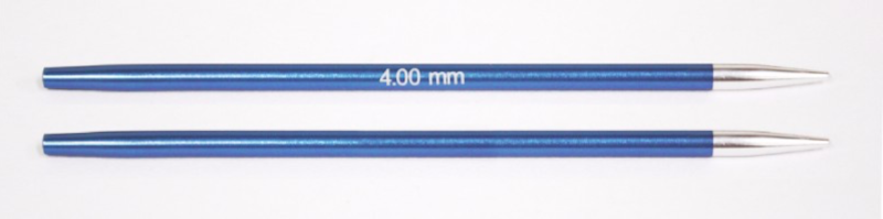 Knit Pro Zing Normal Interchangeable Needles 4.0mm