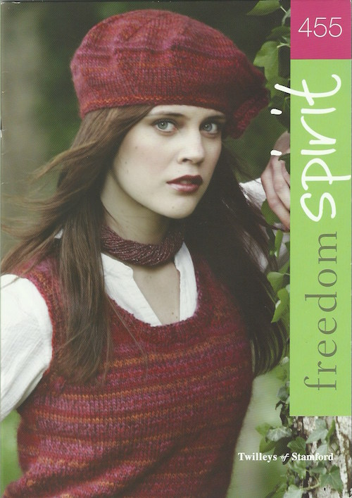Freedom Spirit knitting patterns