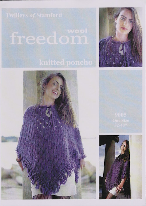 Freedom knitting patterns