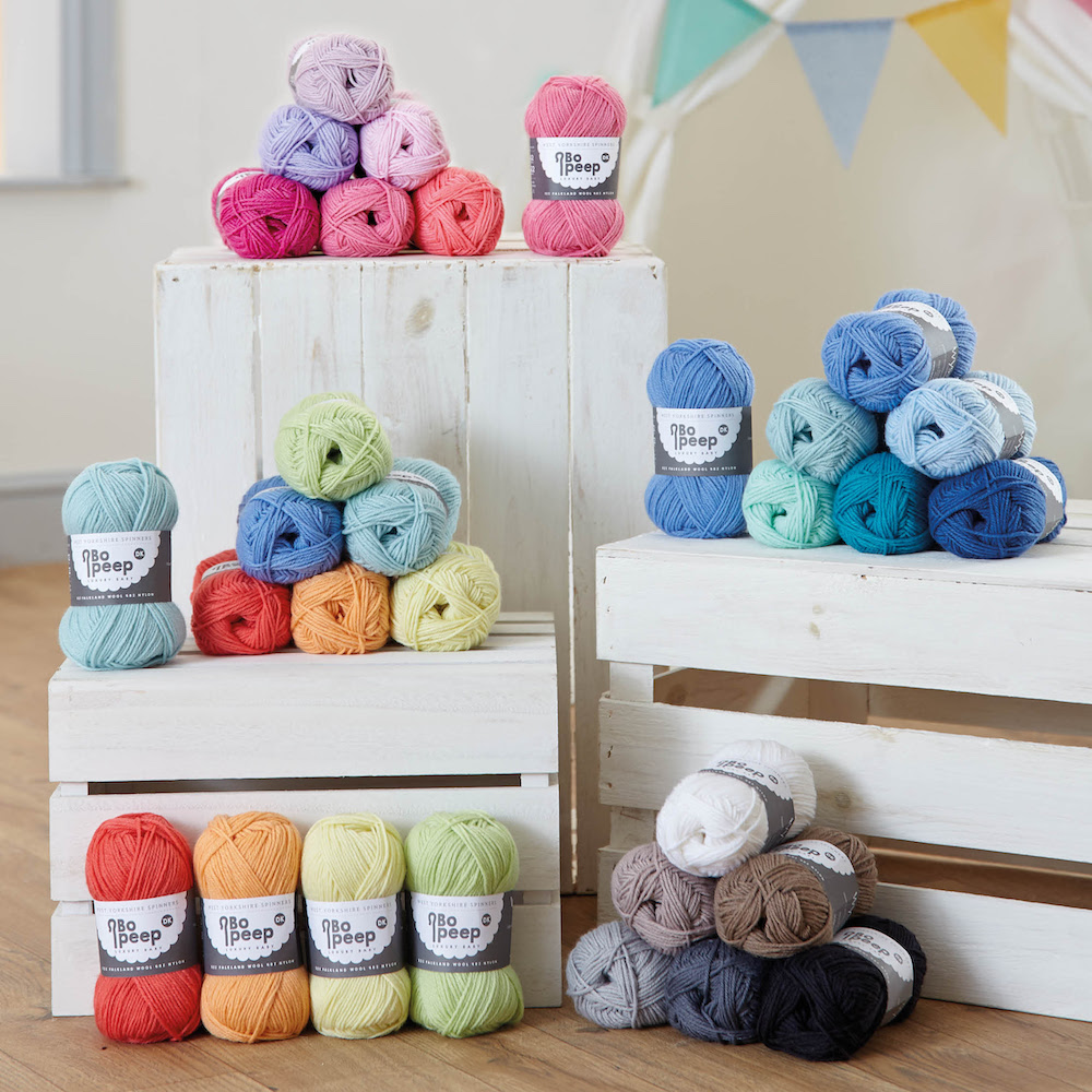 WYS Bo Peep (Luxury Baby Wool)