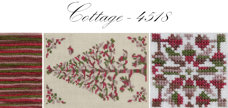 DMC Coloris shade 4518 Cottage