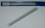 2.5mm Double Pointed Needles (aluminium)
