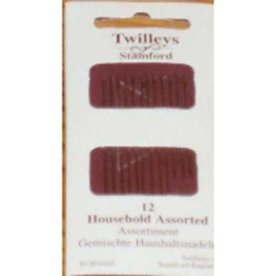 Household Assorted Needles