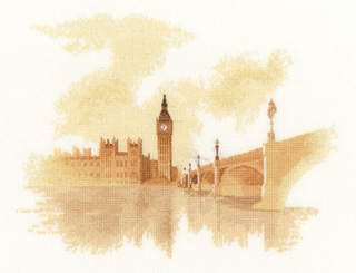 John Clayton Watercolours Westminster