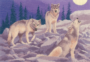 John Clayton Power & Grace Wolves